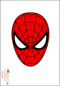 Capture gabarit spiderman