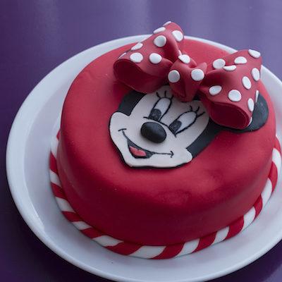 Gâteau Minnie trop mimi !
