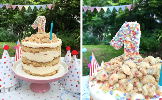 Sprinkles-cake-topper