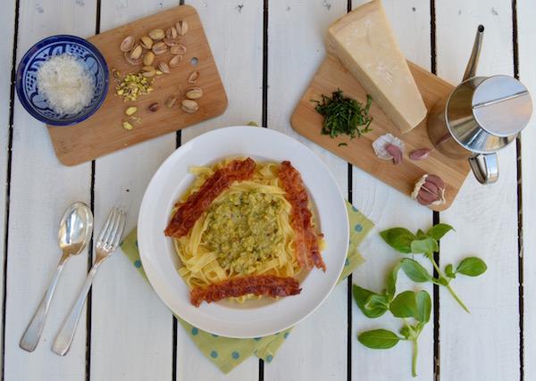 tagliatelles-aux-pistaches
