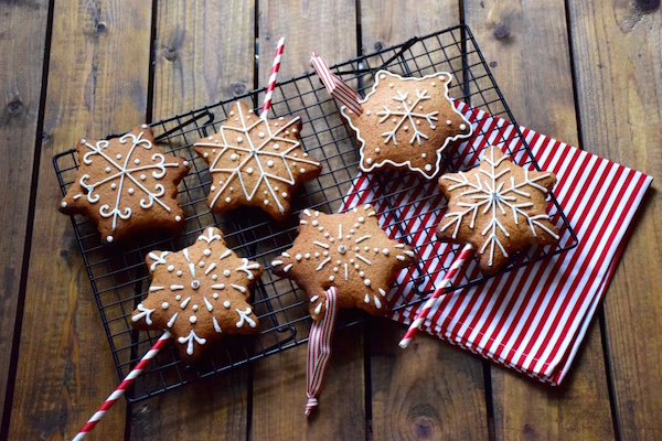 decorated-gingerbread-stars