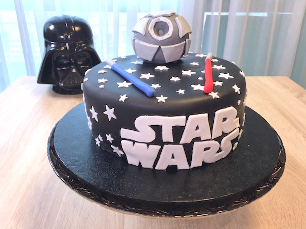 gateau,star,wars