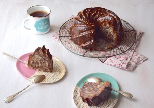Recette Bundt Cake Chocolat