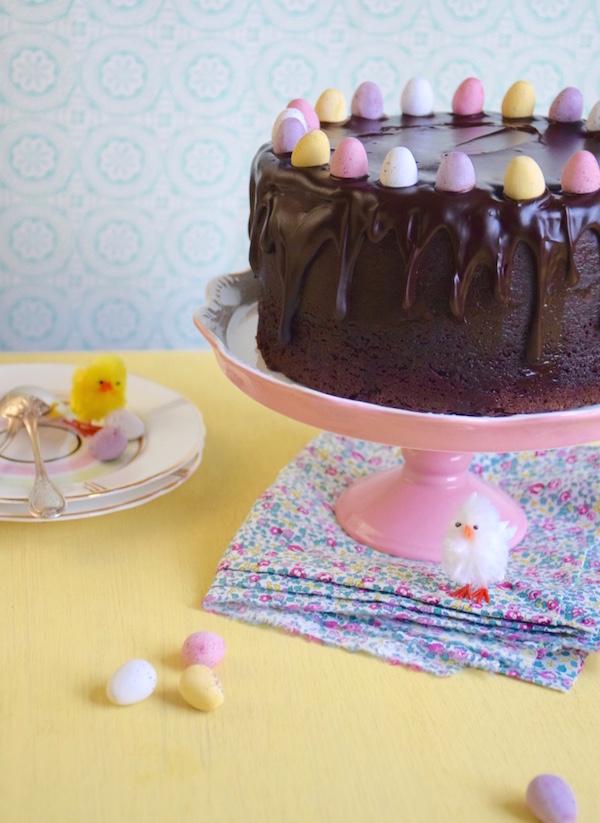 gateau-chocolat-oeufs-paques