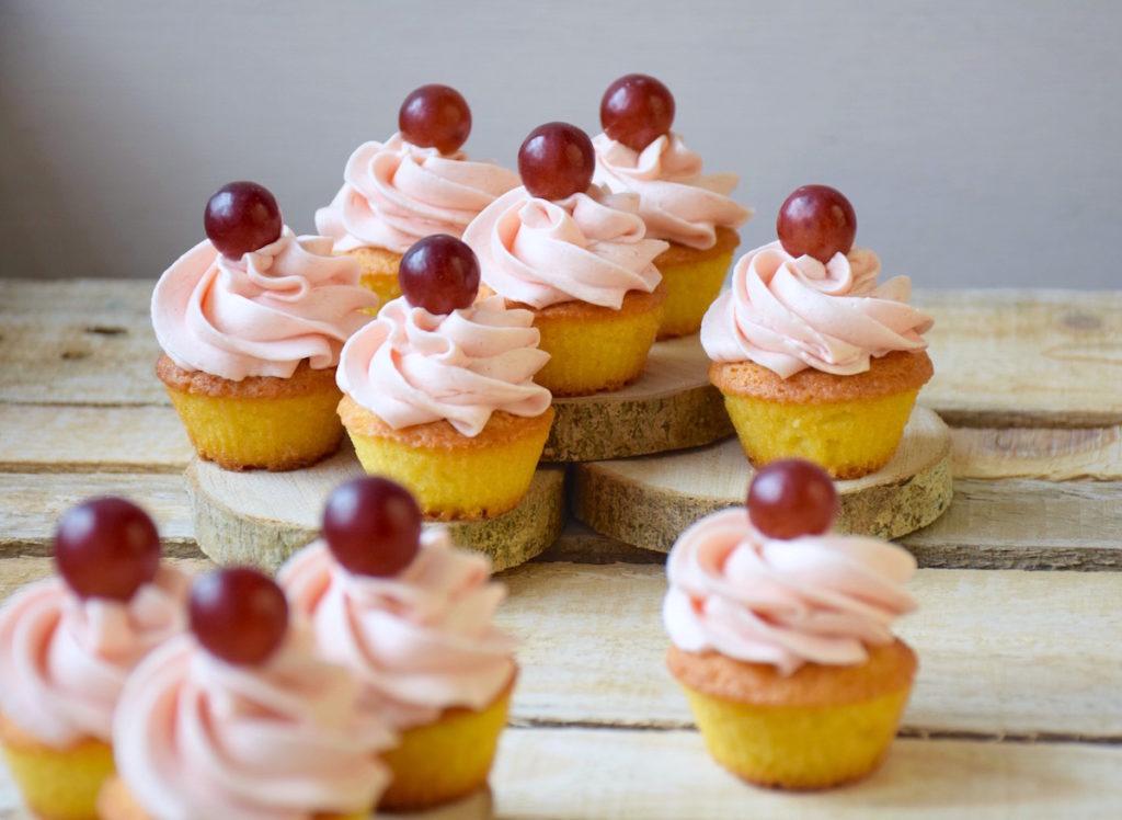 Parfaits cupcakes sans gluten