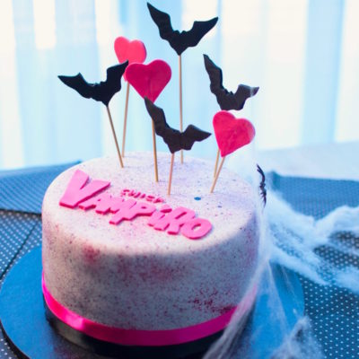 Gâteau Chica Vampiro