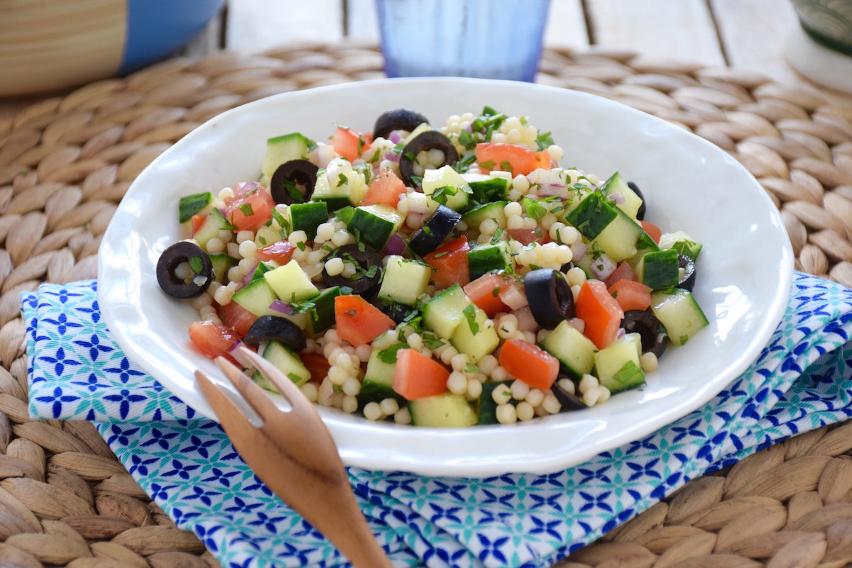 taboule-couscous-israelien