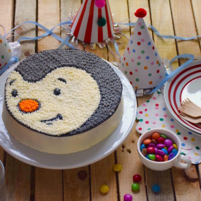 Charley and Mimmo cake