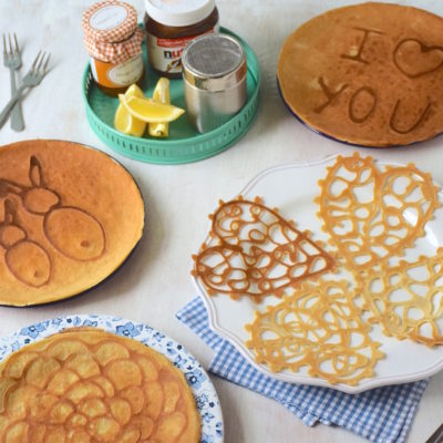 Les secrets du Pancake Art facile