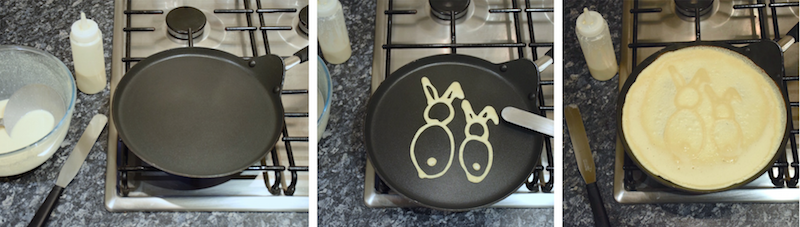 Pancake Art facile