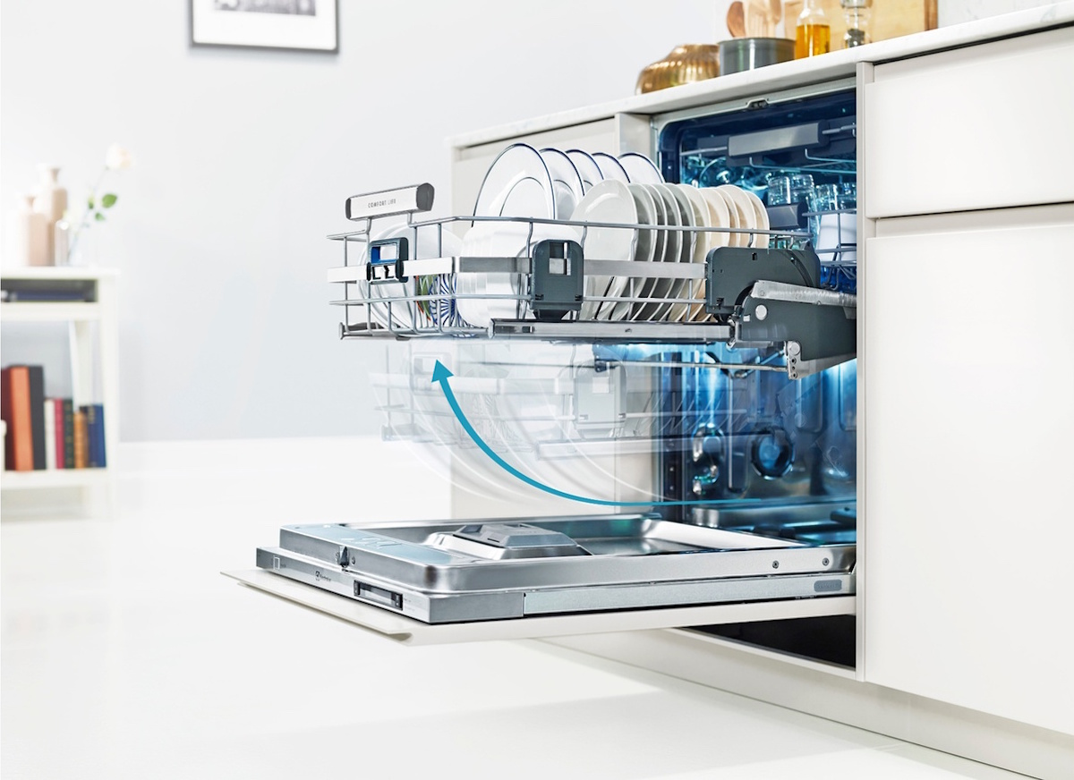 Lave-vaiselle ComfortLift Electrolux