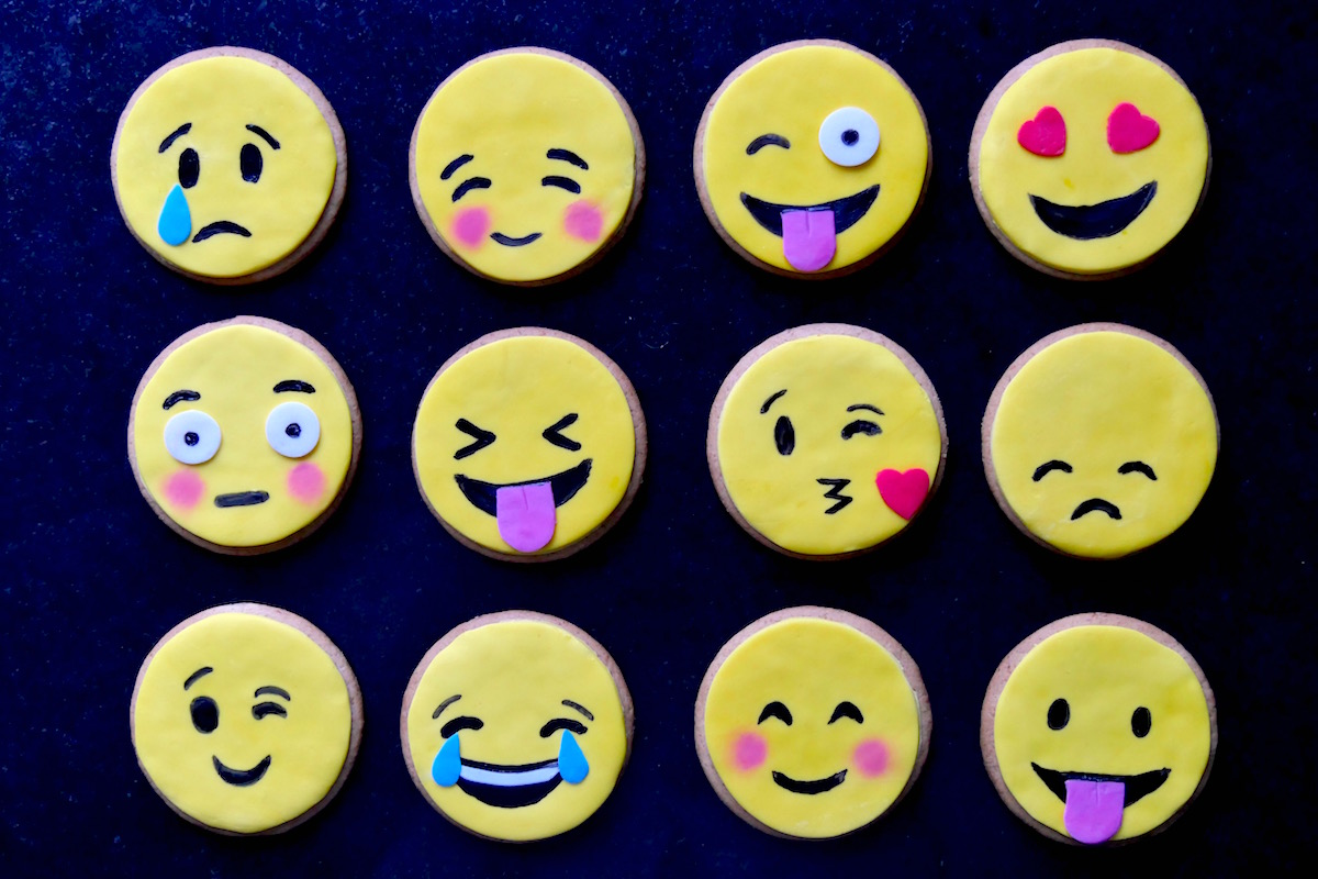Biscuits Emojis Emoticones Faciles Anne Sophie Fashion Cooking