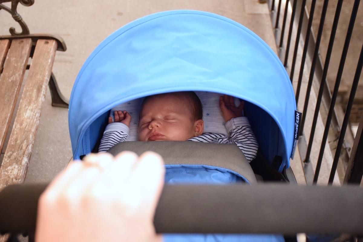 Equipement de bébé - Poussette Yoyo + Babyzen