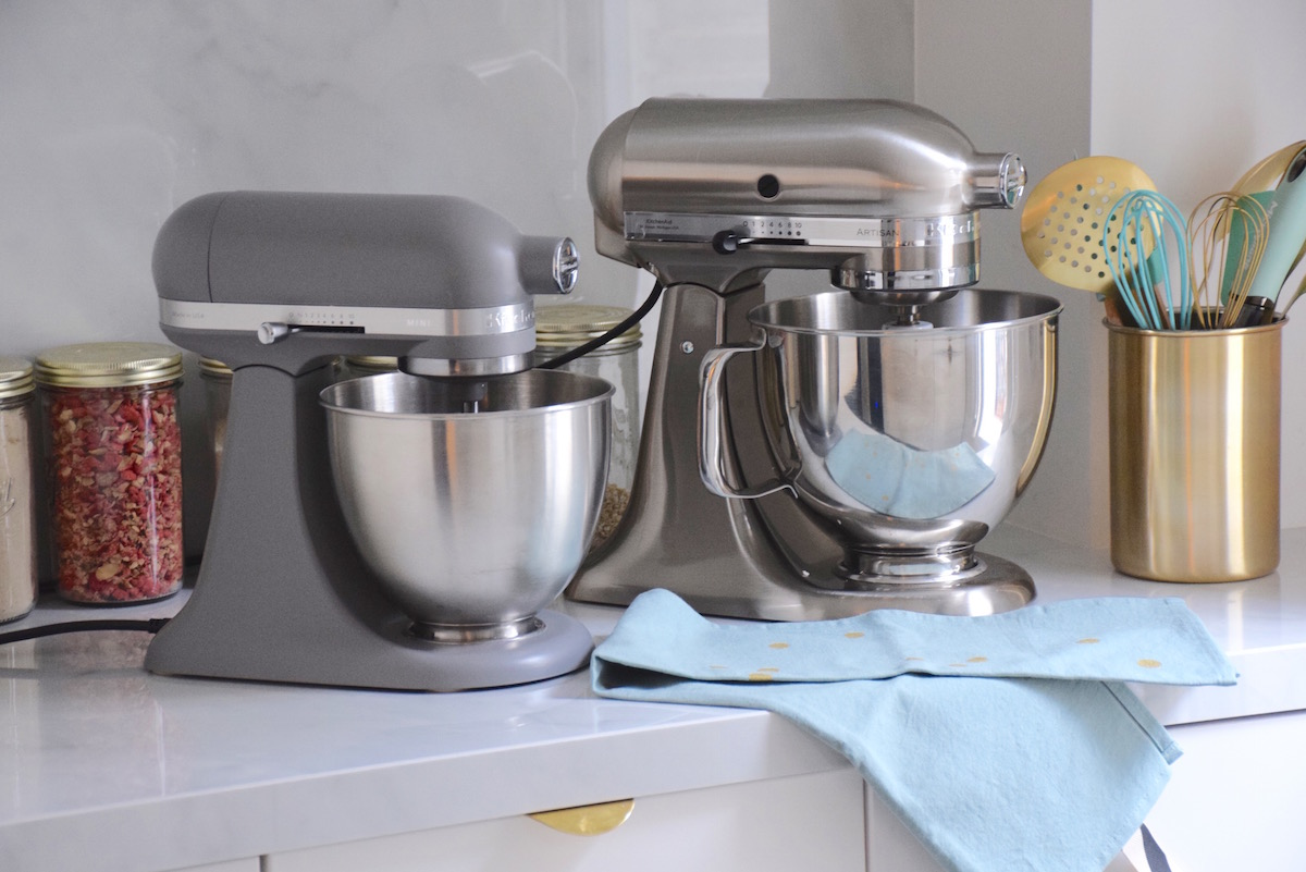 KitchenAid Mini ou Artisan?