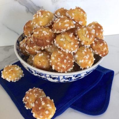 Bien gonflées – Parfaites chouquettes