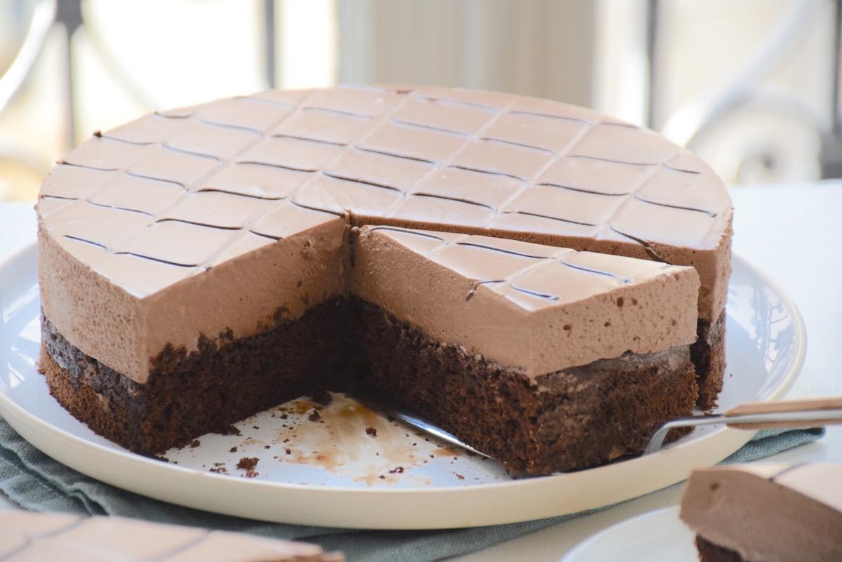 Gateau Despacito Le Fameaux Gateau Bresilien Cafe Chocolat