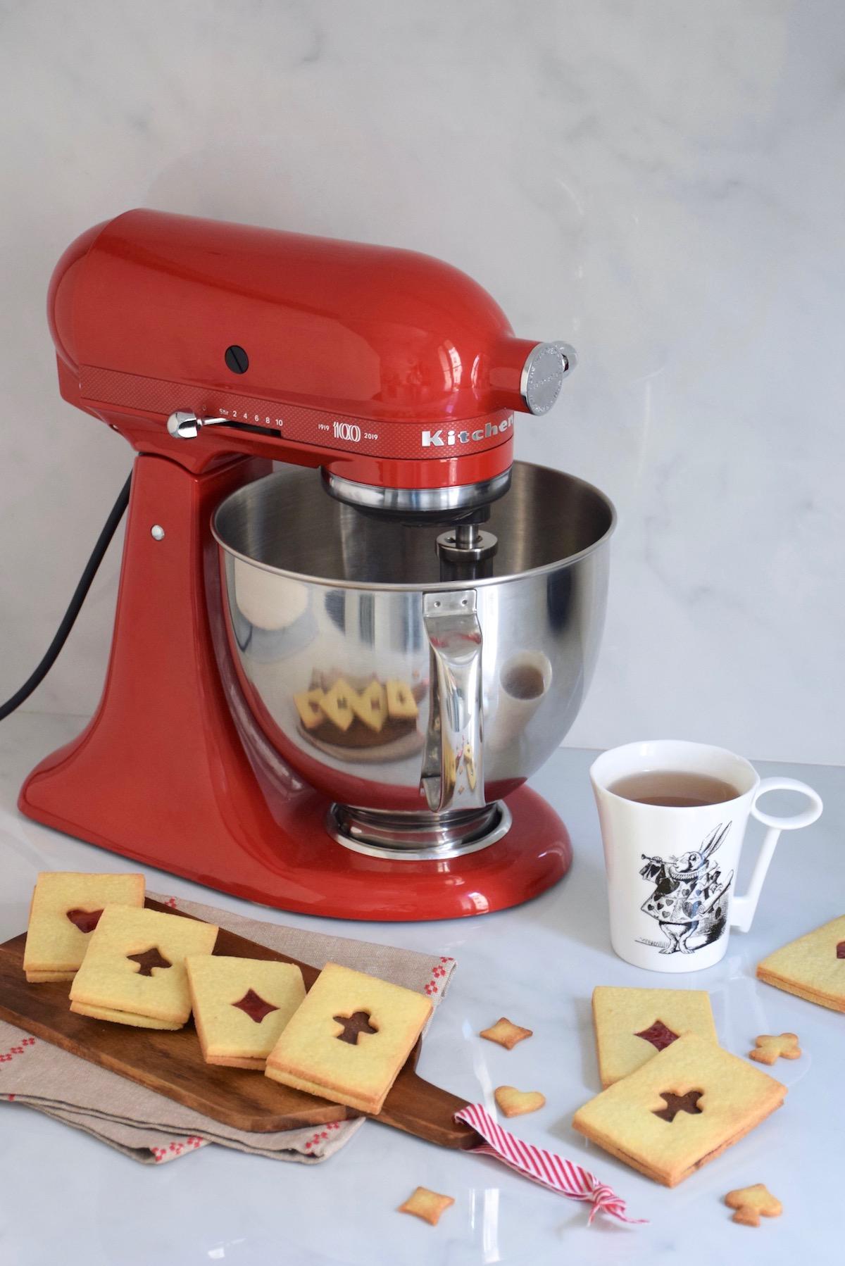 Robot KitchenAid Artisan
