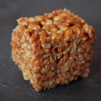 Gâteau de Mars au Rice Krispies