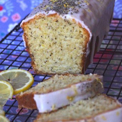 Parfait cake citron-pavot