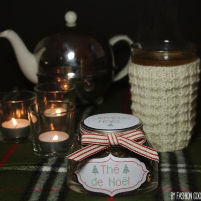 Kit thé de Noël maison