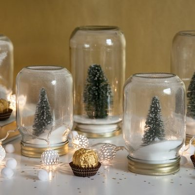 Trois DIY de Noël