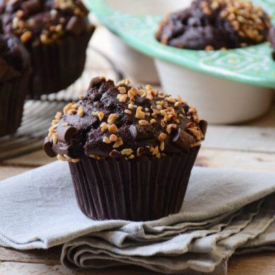Parfaits muffins chocolat comme chez Starbucks