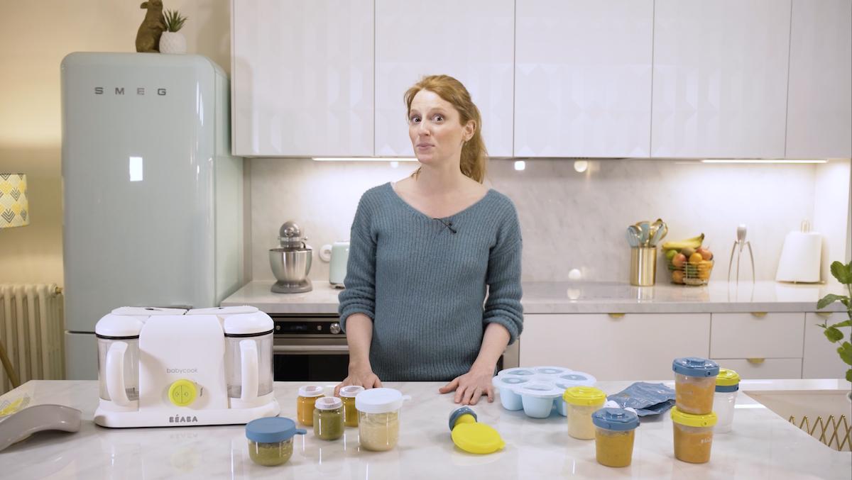 Diversification 3 On Conditionne Et On Conserve Ses Petits Pots Maison Anne Sophie Fashion Cooking