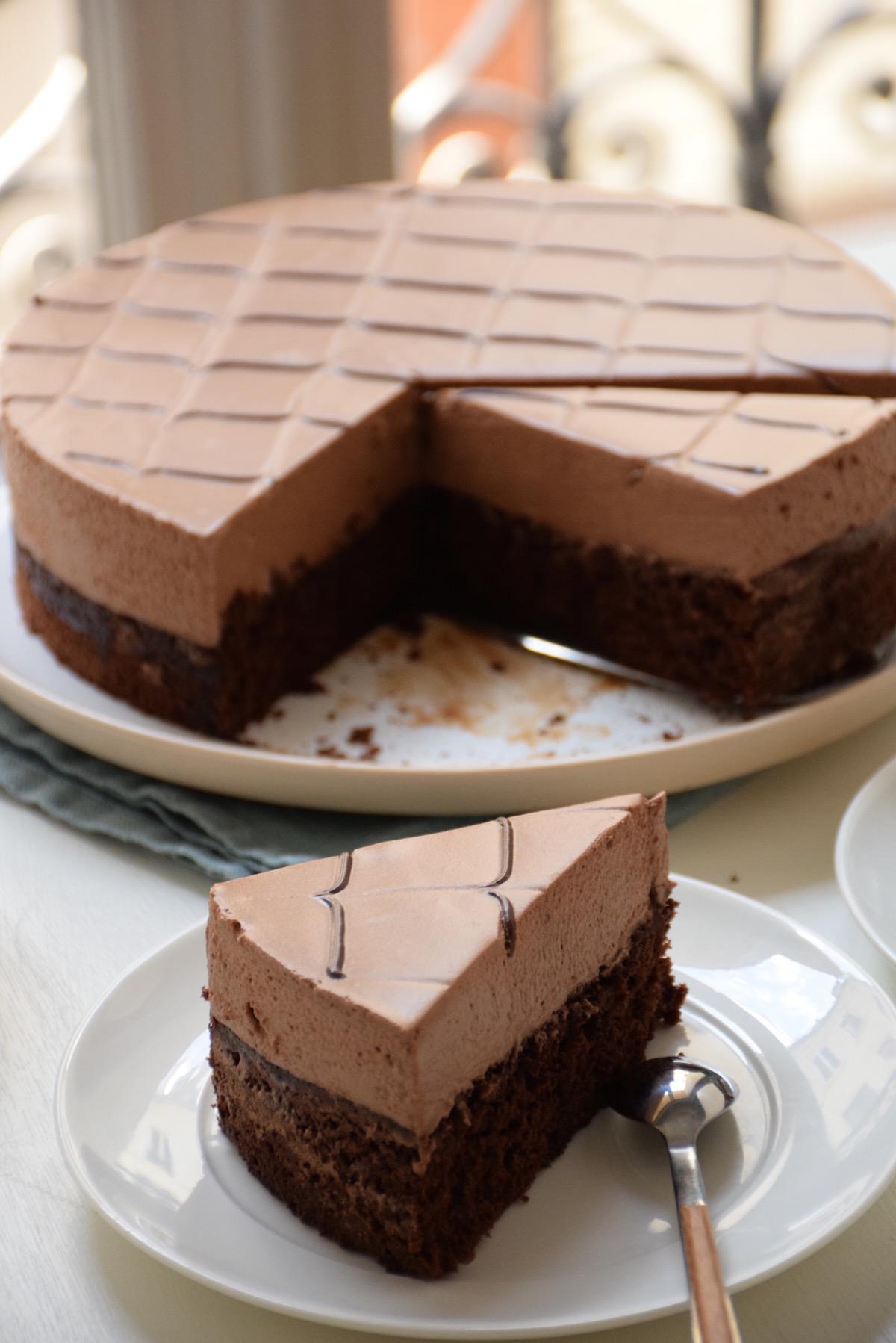Gâteau Despacito, le fameaux gâteau brésilien café chocolat