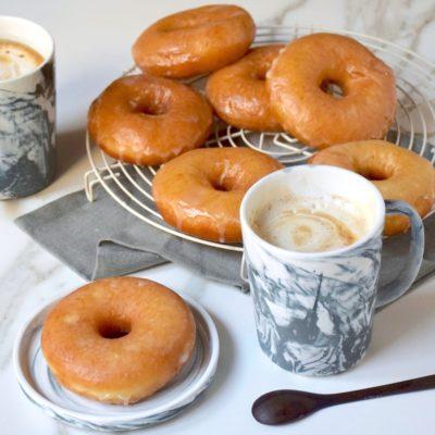 Mardi-Gras en vue – Donuts façon Krispy Kream