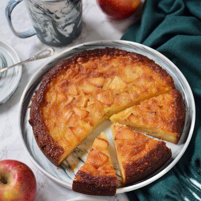 Gâteau aux pommes de Sophie