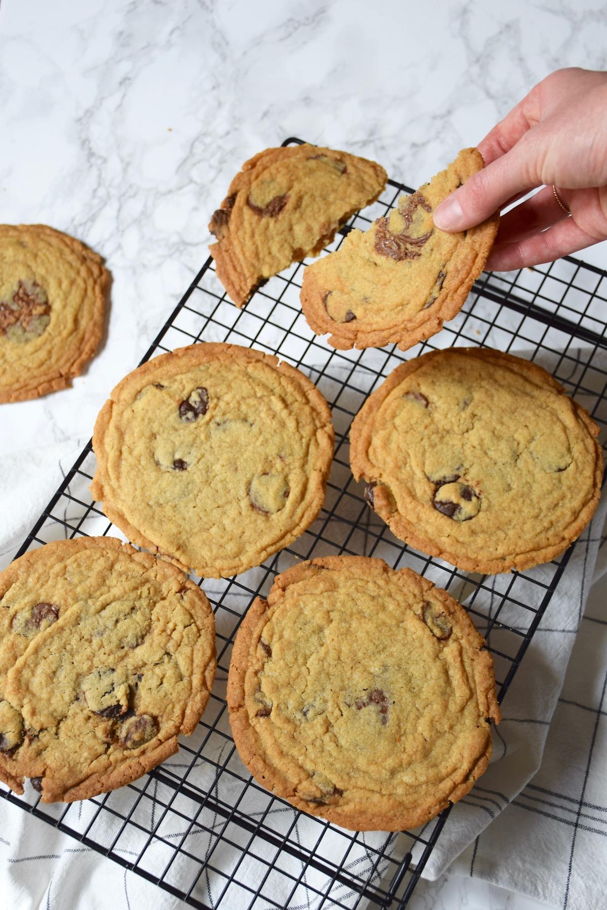 Pan banging cookies de Sarah Kieffer
