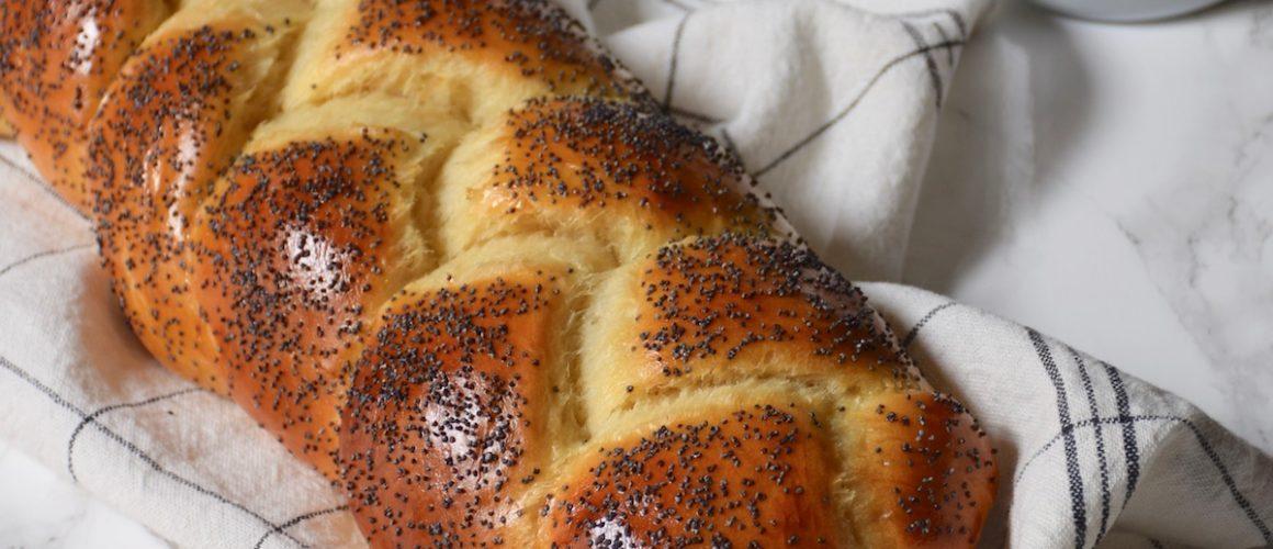 Halla, pain traditionnel juif de shabbat