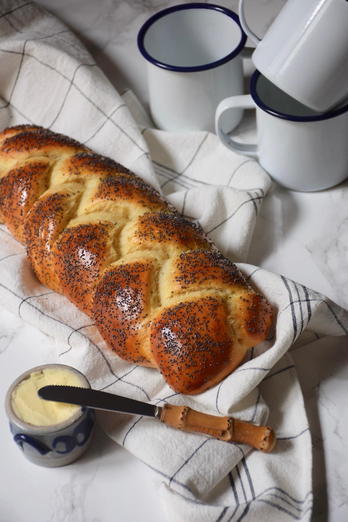 Halla, pain juif traditionnel